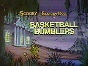 Basketball Bumblers Cartoon Picture