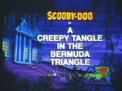 A Creepy Tangle In The Bermuda Triangle Cartoon Picture