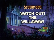 Watch Out! The Willawaw! Picture To Cartoon