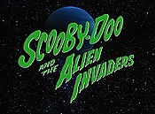 Scooby-Doo And The Alien Invaders Picture Into Cartoon