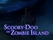 Scooby-Doo On Zombie Island Cartoon Picture
