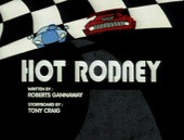Hot Rodney Cartoon Picture