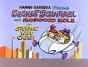 Scotland Yard Caper Picture Of Cartoon
