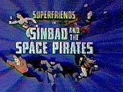 Sinbad And The Space Pirates Picture Of Cartoon