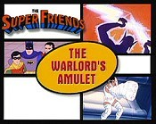 The Warlord's Amulet Picture Into Cartoon