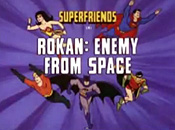 Rokan: Enemy From Space Pictures Of Cartoons