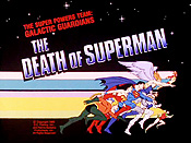 The Death Of Superman Cartoon Picture
