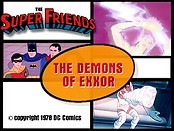 The Demons Of Exxor Cartoon Picture
