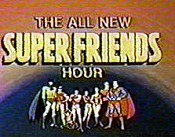 Super Friends vs. Super Friends Cartoon Pictures