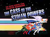 The Case Of The Stolen Powers Video