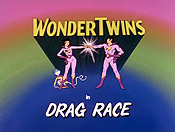 Drag Race Cartoon Picture