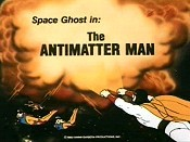 The Antimatter Man Cartoon Picture