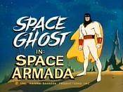 Space Armada Picture Into Cartoon