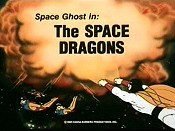 The Space Dragons Cartoon Picture
