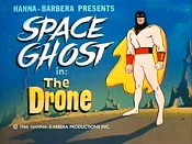 The Drone Picture Into Cartoon