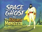 The Energy Monster Cartoon Character Picture