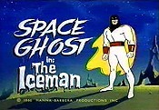 The Iceman Cartoon Character Picture