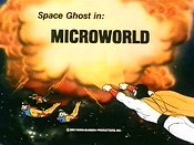 Microworld Picture Into Cartoon