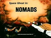 Nomads Picture Into Cartoon