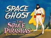 The Space Piranhas Picture Into Cartoon