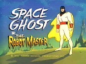 The Robot Master Cartoon Picture