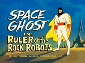 Ruler Of The Rock Robots Cartoon Picture