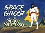 Space Sargasso Cartoon Picture
