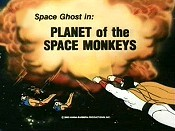 Planet Of The Space Monkeys Picture Into Cartoon