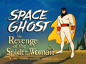 Revenge Of The Spider Woman Cartoon Picture