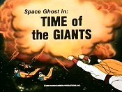 Time Of The Giants Video