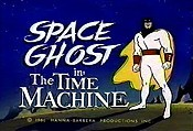 The Time Machine Picture Into Cartoon