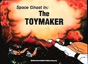 The Toymaker Cartoon Picture