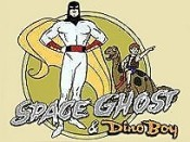 Space Ghost and Dino Boy (Series) Picture To Cartoon