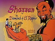 The Diamond Of El Raphir Cartoon Picture