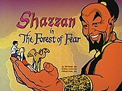 The Forest Of Fear Cartoon Character Picture