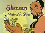 Master Of The Thieves Cartoon Character Picture