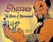 The Maze Of Mercuraad Cartoon Character Picture