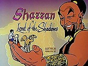 Lord Of The Shadows Cartoon Character Picture