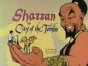 City Of The Tombs Cartoon Character Picture
