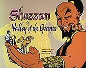 Valley Of The Giants Cartoon Pictures