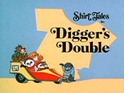Digger's Double Cartoon Character Picture