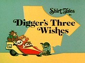 Digger's Three Wishes Cartoon Character Picture