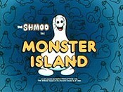 Monster Island Cartoon Picture