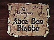 The Adventure Of Abou Ben Blubbo Picture To Cartoon