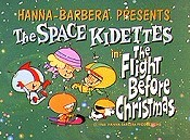 The Flight Before Christmas Pictures To Cartoon