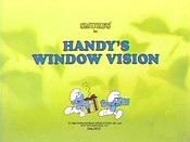 Handy's Window Vision Pictures In Cartoon