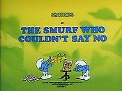 The Smurf Who Couldn't Say No Pictures Cartoons