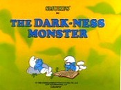 The Dark-Ness Monster Cartoon Pictures