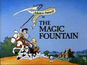 The Magic Fountain Picture To Cartoon