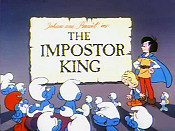 The Impostor King Picture Of Cartoon
